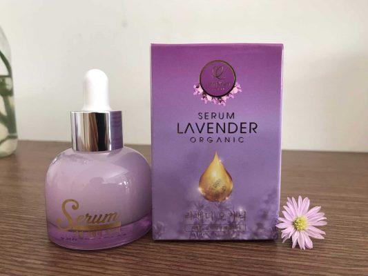 Serum Lavender