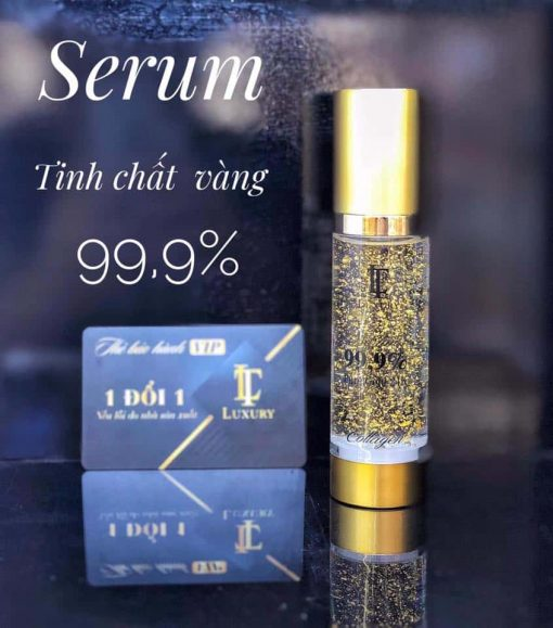 Serum tinh chất vàng