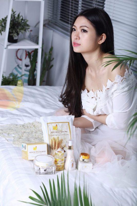 Cám gạo là một sản phẩm làm đẹp không thể thiếu của chị em hiện đại.