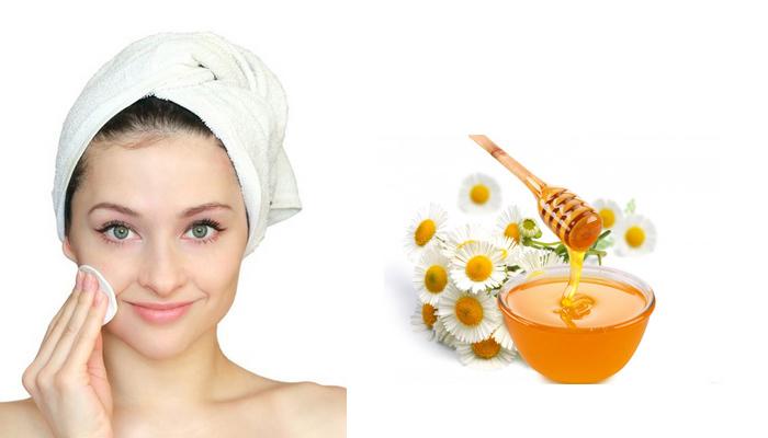 Trị mụn cám hiệu quả với nguyên liệu ngay tại nhà từ mật ong.