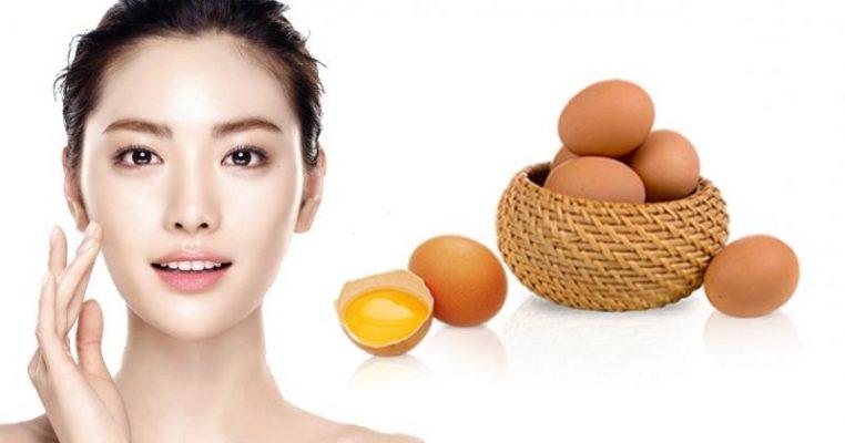 Cách trị nám da tại nhà hiệu quả với lòng trắng trứng gà
